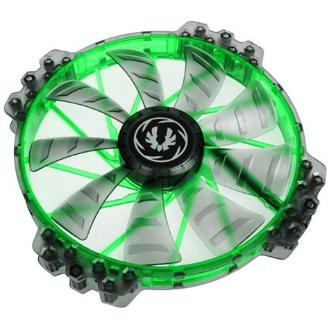 bitfenix spectre 200mm fan bitfenix spectre pro 200mm green led fan black lubf 052