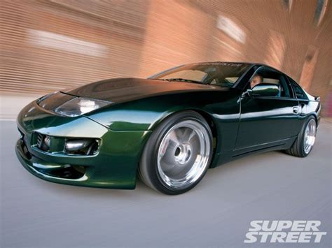 nissan grieco nissan 300zx if looks could kill call photo