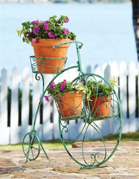 Wrought Iron Bicycle Planter by 17 Best Images About Bicycle Wrought Iron On