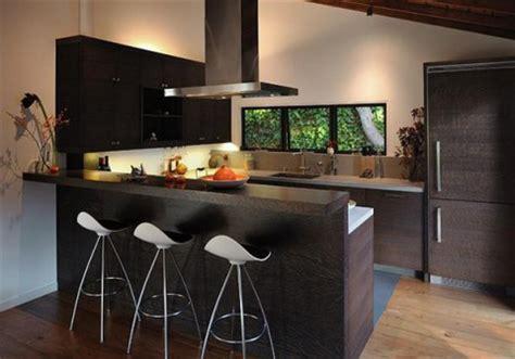 barras de cocina ideas  inspirarte decorar hogar