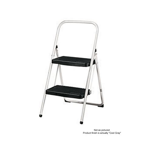 Cosco Folding Stool cosco folding step stool white 11135clgg1