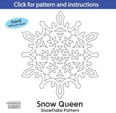 printable heart snowflake template 24 best images about snowflakes on pinterest