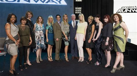 Would You Let A Project Runway Designer Create Your Prom Dress by Mondo Guerra S Take On Project Runway Designers Create