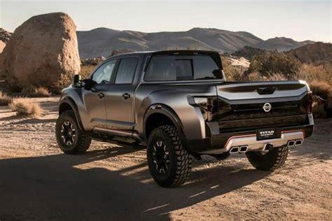 nissan navara titan 2017 2018 nissan titan updates for the pickup truck theautoweek