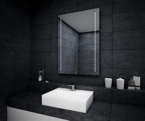 el formentera led sensor switch demister bathroom mirror demisting bathroom mirrors alexia chrome bathroom mirror