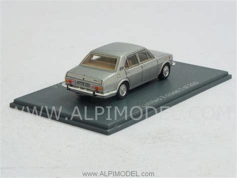 neo 87436 alfa romeo alfetta 1600 grey metallic h0 1