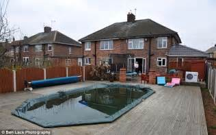 House Swim by Taking A Dip On Benefits The Council House With A Pool In