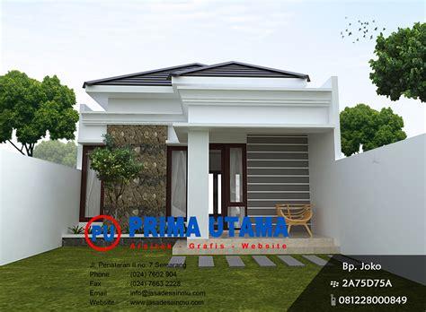 desain rumah 3d jasa desain rumah semarang cv prima utama