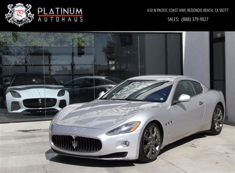 maserati price 2008 2008 maserati granturismo stock 5895 for sale near