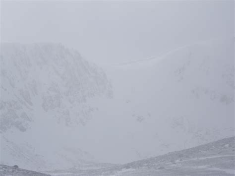 Light Snow Shower by Sais Northern Cairngorms 187 And Snow Showers
