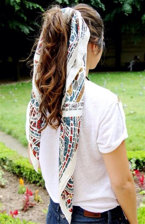 best 25 scarf hairstyles ideas on hair scarf