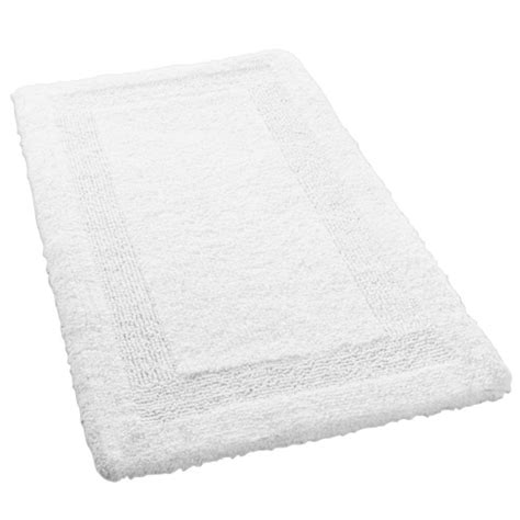 White Bath Mat by Kleine Wolke Arizona Bath Mat Snow White Various Size Options At Plumbing Uk