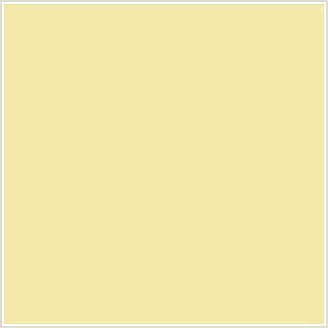 color or colour f3e7a9 hex color rgb 243 231 169 wheat yellow