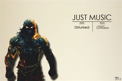 disturbed land of confusion disturbed land of confusion by varcula on deviantart