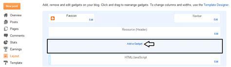 javascript layout widget css mega drop down menu for blogger stylify your blog