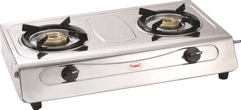Gas Stove Prestige Stainless Steel Manual Gas Stove Price In India