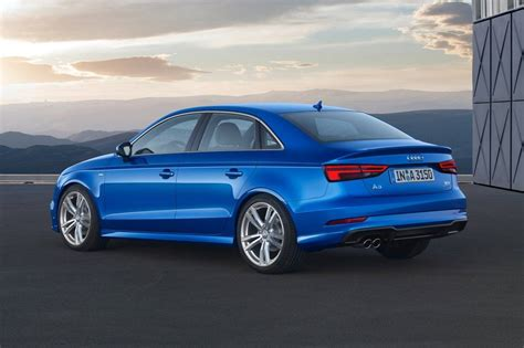 Size Sedan Reviews by Audi A3 Sedan Review Ratings Design Features