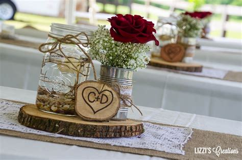 lizzi s creations project wedding the decor