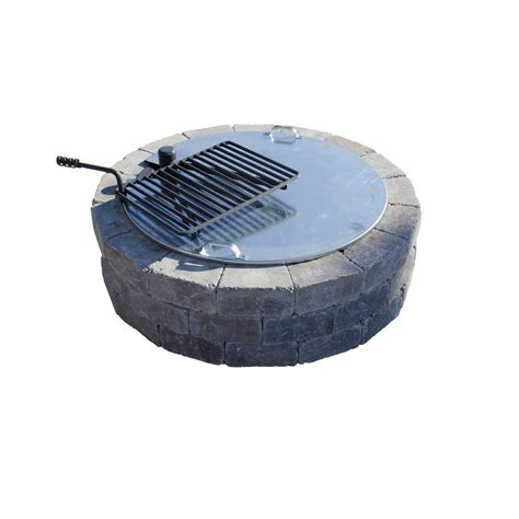 Bond Manufacturing Firebowl Propane Tank Cover 67635   The Home Depot