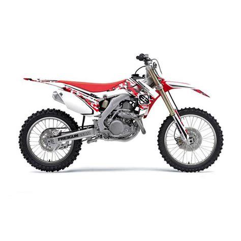 kit deco cross honda freegun camo 250cc crf 10 13 accessoires motocross moto