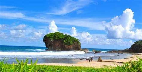 Multimeter Sanwa Di Jogja tebing karang 15 meter di pantai jungwok runtuh jogja