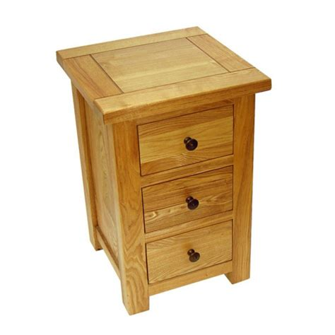 Bedside Table Furniture Simple White Bedside Table End Furniture