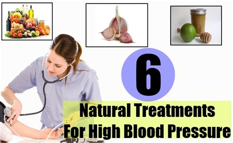 treatments for high blood pressure how to treat