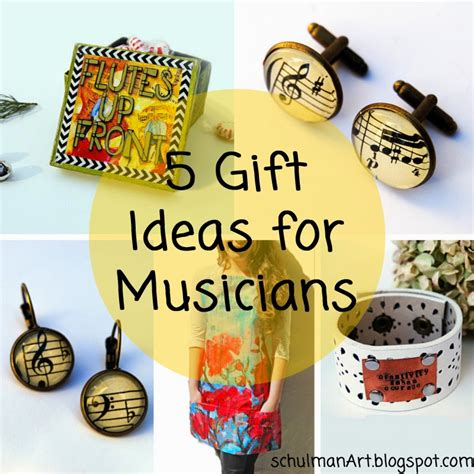 gift ideas for musicians for creative living 5 gift ideas for musicians