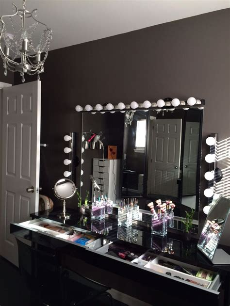 Makeup Room Decor 17 Best Ideas About Vanity Set Up On Bathroom Sets Vanity Decor And Makeup Vanity
