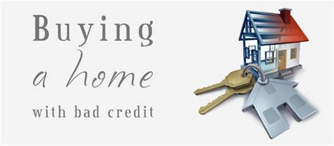 bad credit home loans images usseek