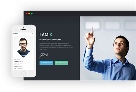 i am x html resume template best i am x html resume template trendy theme
