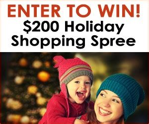 Shopping Spree Giveaway 2015 - christmas sweepstakes for a holiday shopping spree giveaway