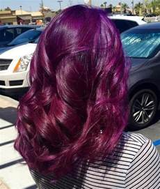 black with purple colour in their hair 4 most exciting shades of brown hair
