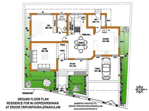 kerala home design and floor plans kerala house plans with estimate for a 2900 sq ft home design