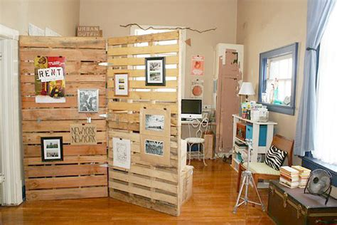 diy small room space diy room dividers decorating your small space