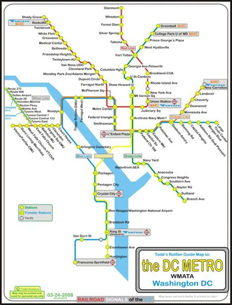 silver line metro map the dc metro system the silver line