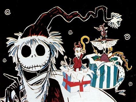 a nightmare before christmas wallpaper wallpapers9