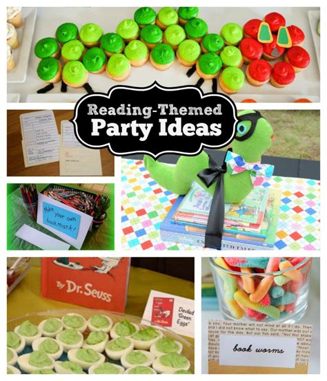 Ideas For Theme - ideas reading and bookworm themes