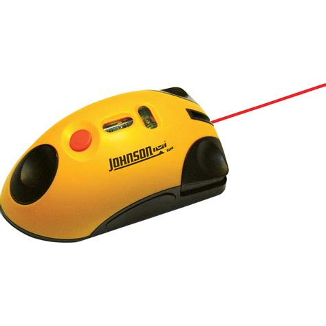 johnson level hot shot laser mouse model 9250 laser