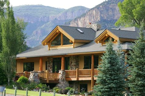 colorado mountain home plans luxury mountain log home plans clinetop ranch