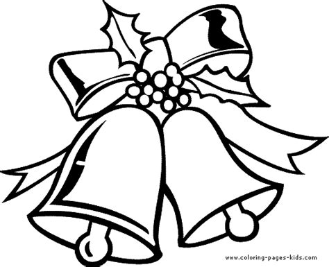 free printable coloring pages of christmas bells christmas bells coloring pages for kids coloring point
