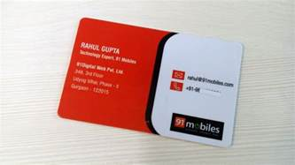 nfc enabled business cards printvenue s nfc business card is made for the smartphone