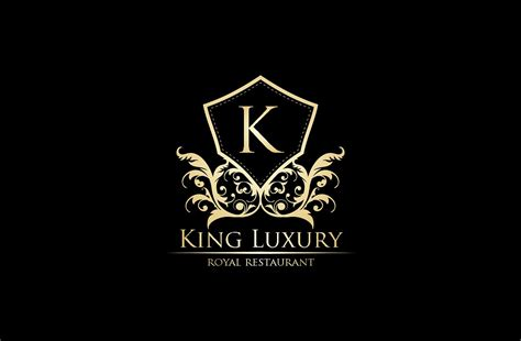 logo design luxury king luxury luxury logo logo templates creative market