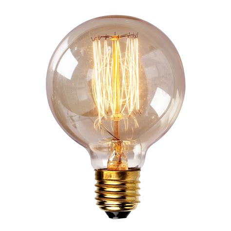 incandescent bulbs e27 globe edison light bulb replacement