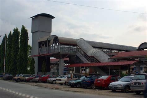 Ktm Kajang Kajang Ktm Komuter Station Malaysia Airport Klia2 Info