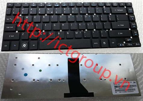 Keyboard Acer Z1401 b 224 n ph 237 m acer aspire e5 471 e5 471g e5 471p e5 471pg keyboard
