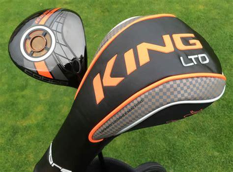 Cobra King Ltd cobra king ltd driver review golfalot