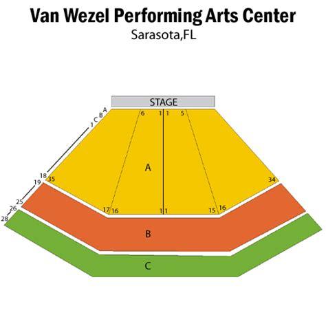van wezel performing arts hall sarasota fl