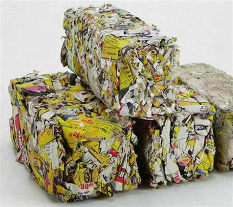 How To Make Paper Logs From Shredded Paper - how to make your own diy logs out of recycled
