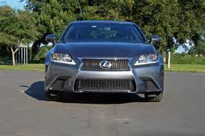 2014 lexus gs 350 f sport driven review top speed